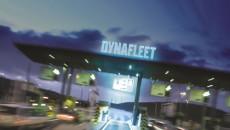 Sprzedaż opracowanego przez Volvo Trucks systemu zarządzania flotą on-line, Dynafleet,