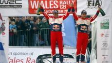 W ostatnim dniu Rajdu Wielkiej Brytanii 2011, Sébastien Loeb i Daniel Elena […]