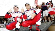 Już 1 stycznia 2012 roku zawodnicy Orlen Team i Automobilklubu Polski: Krzysztof […]