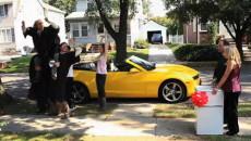 """""""Chevy Happy Grad"""", reklama stworzona przez Zacha Borsta z Long Island, zostanie […]"""