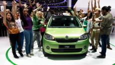 Najnowszy, innowacyjny samochód miejski marki Škoda – pięciodrzwiowy Citygo, został pokazany całemu […]