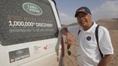 Rozpoczął się ostatni etap wyprawy milionowego Land Rovera Discovery, bowiem zespół wjechał […]