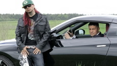 "Lider zespołu My Riot, Piotr ""Glaca"" Mohamed, zaprosił na plan teledysku do […]"