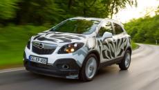 Inżynierowie Opla zakończyli właśnie ostatni etap jazd testowych nowego modelu SUV-a Mokka. […]