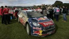 Sebastien Loeb i Daniel Elena (Citroen DS3 WRC) prowadzą po pierwszym etapie […]
