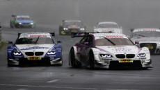 Martin Tomczyk i Bruno Spengler (ukończyli wyścig rundy DTM na torze Norisring […]