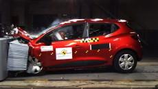 Nowe Clio uzyskało 5 gwiazdek w testach bezpieczeństwa biernego, przeprowadzonych przez Euro […]