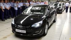 Z taśmy produkcyjnej zakładu Opla w Gliwicach zjechała pierwsza Astra Sedan, dając […]
