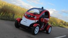 Prototyp modelu Twizy – będący rezultatem ścisłej współpracy między Renault, Renault Tech […]