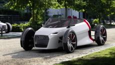 Audi museum mobile w Ingolstadt przedstawia wizję mobilności jutra. Na wystawie specjalnej […]