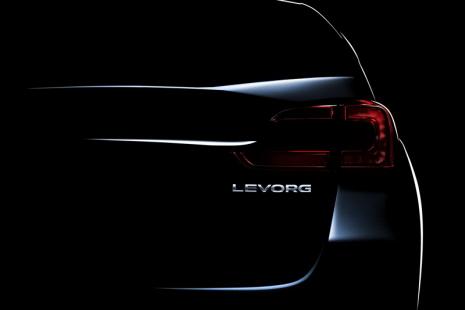 LEVORG 3_Rear
