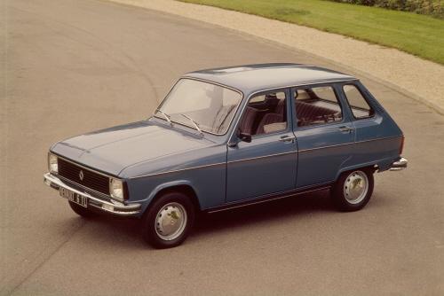 Renault 1_6 - 1978 r.