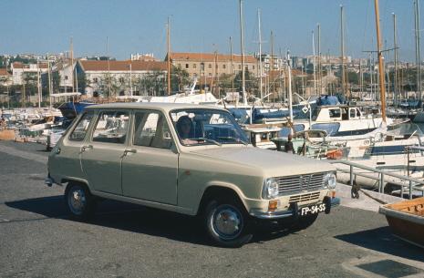 Renault 5_6 - 1983.