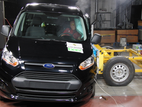 All-New Ford Tourneo Connect is First Compact People Mover to Ac