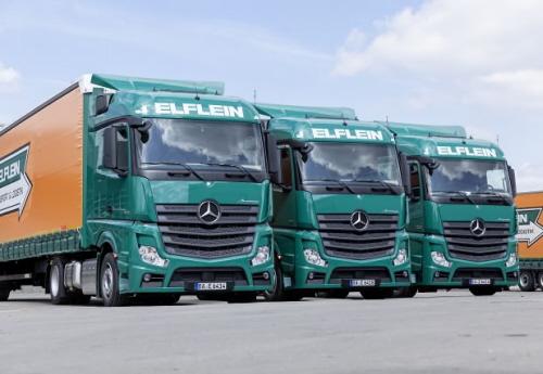 Der neue Mercedes-Benz Actros