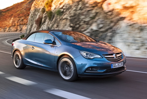 Opel 1-Cascada
