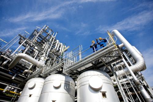 Wasserstoff für den BASF Verbund / Hydrogen for the BASF Verbund
