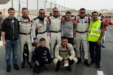 GT3 Poland Dubai