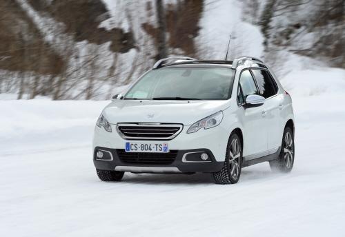 Peugeot 2008 a