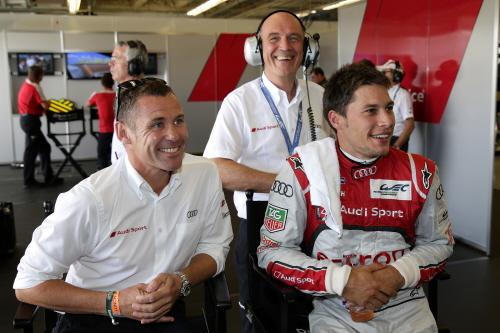 Audi mit schlagkraeftiger Mannschaft in Le Mans und der Langstrecken-WM