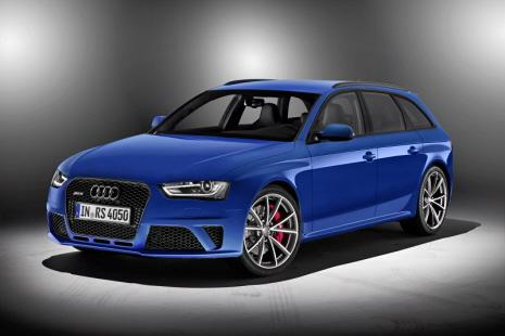 Audi RS 4 Avant Nogaro