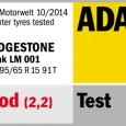 Opony Bridgestone nowej generacji otrzymały doskonałe recenzje w teście porównawczym największych na […]