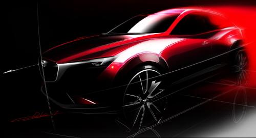 Mazda zaprezentuje premierowo swój nowy model – CX-3 – na targach motoryzacyjnych […]