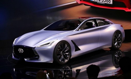 Infiniti Q80 Inspiration to luksusowy sedan. Odważny koncept charakteryzuje się urzekającymi kształtami […]