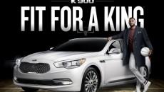 Gwiazda NBA, LeBron James podpisał umowę wizerunkową z marką Kia, która od […]