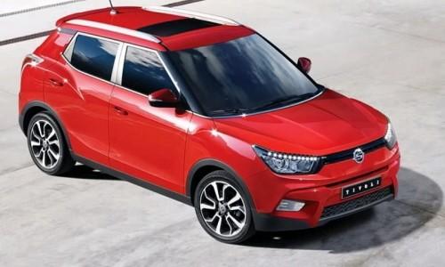 """SsangYong zaprezentował nowy model """"Tivoli"""" – samochód z segmentu SUV-ów, który przestronności […]"""
