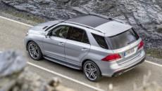 Mercedes-Benz gruntownie modernizuje swojego SUV-a. GLE – następca ML-a, wyróżnia się bardziej […]