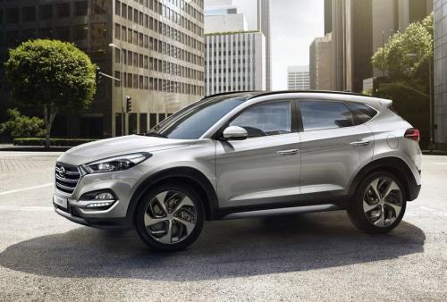 Podczas targów motoryzacyjnych Motor Show w Poznaniu na stoiska Hyundai Motor Poland po raz pierwszy w naszym kraju zaprezentowany zostanie model Tucson.