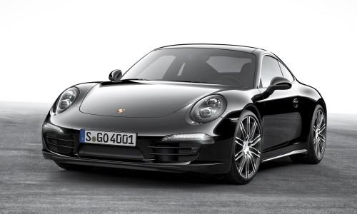 """Porsche stworzyło specjalną serię modeli 911 Carrera i Boxster o nazwie """"Black […]"""