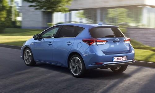 Toyota Auris, najlepiej sprzedający się model firmy w Europie i w Polsce, […]