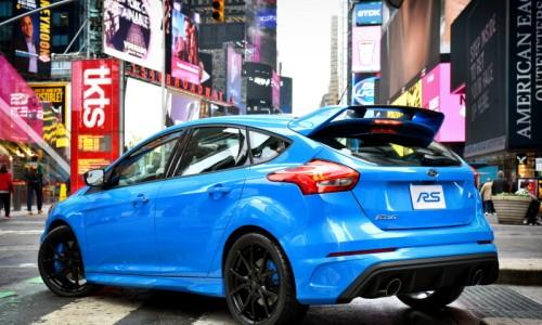 Ford poinformował, że model Focus RS – nowy hatchback o bardzo wysokich […]