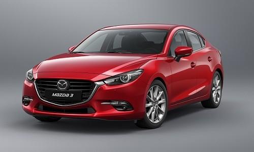 Mazda3 z roku modelowego 2017, na rodzimym rynku znana jako Mazda Axela, […]