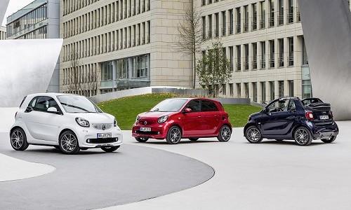 Nowy smart BRABUS z silnikiem o mocy 80 kW (109 KM) oraz […]