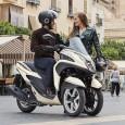 Trójkołowy skuter Yamaha Tricity, który prowadzić można posiadając prawo jazdy na samochód […]