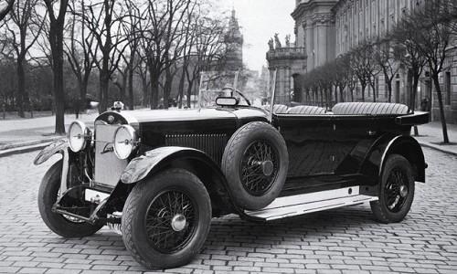 Włączenie firmy Laurin&Klement w struktury przemysłowego kombinatu Škoda, dokonane w połowie 1925 […]