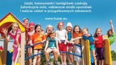 Polskie Stacje Paliw Huzar, jak co roku, razem z najmłodszymi Klientami świętują […]