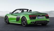 Audi R8 Spyder V10 plus ze stajni Audi Sport GmbH, jest najszybszym […]