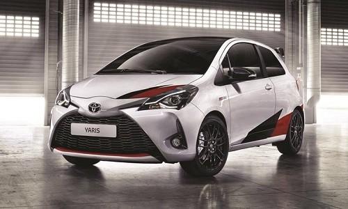 27 lipca o godz. 18.00 Toyota rozpocznie przyjmowanie zamówień na Yarisa GRMN […]