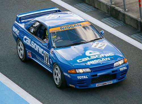 N0_Skyline GT-R R32