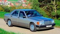 8 grudnia 1982 roku Mercedes- Benz oficjalnie zaprezentował serię modelową 190 (W […]
