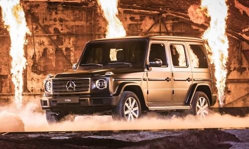 Mercedes- Benz Klasy G pojawi się w nowej formie. Samochód zapewnia najnowocześniejsze […]