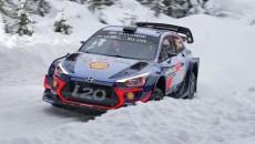 Thierry Neuville i Nicolas Gilsoul (Hyundai i20 Coupe WRC) są po pierwszym […]