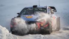 Thierry Neuville i Nicolas Gilsoul (Hyundai i20 Coupe WRC) odnieśli zwycięstwo w […]