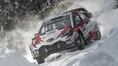 Ott Tänak i Martin Jarveoja (Toyota Yaris WRC) zotsli pierwszymi liderami Rajdu […]