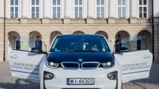 BMW i3 wspiera pracę Kancelarii Prezydenta RP. To model, który łączy jakość […]