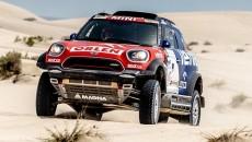 Czwarty odcinek Qatar Cross Country Rally nie przyniósł zmiany w klasyfikacji załóg […]